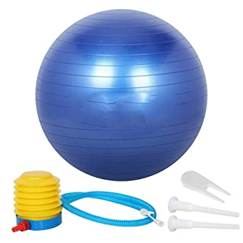 NAN® Sports Fitness Yoga Ball 55 Cm / 65 Cm / 75 Cm con ...