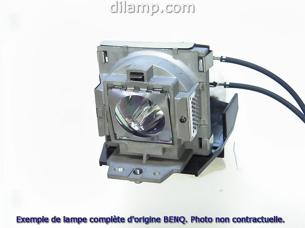 Projector Lamp Assembly with Genuine Original Philips UHP Bulb Inside. MP615P BenQ Projector Lamp Replacement