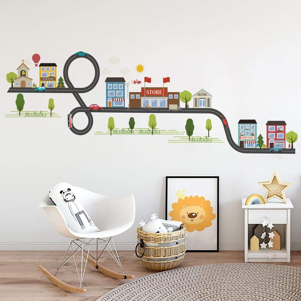 Amazon.com: Wall Stickers Murals Bedroom Wall Stickers for ...