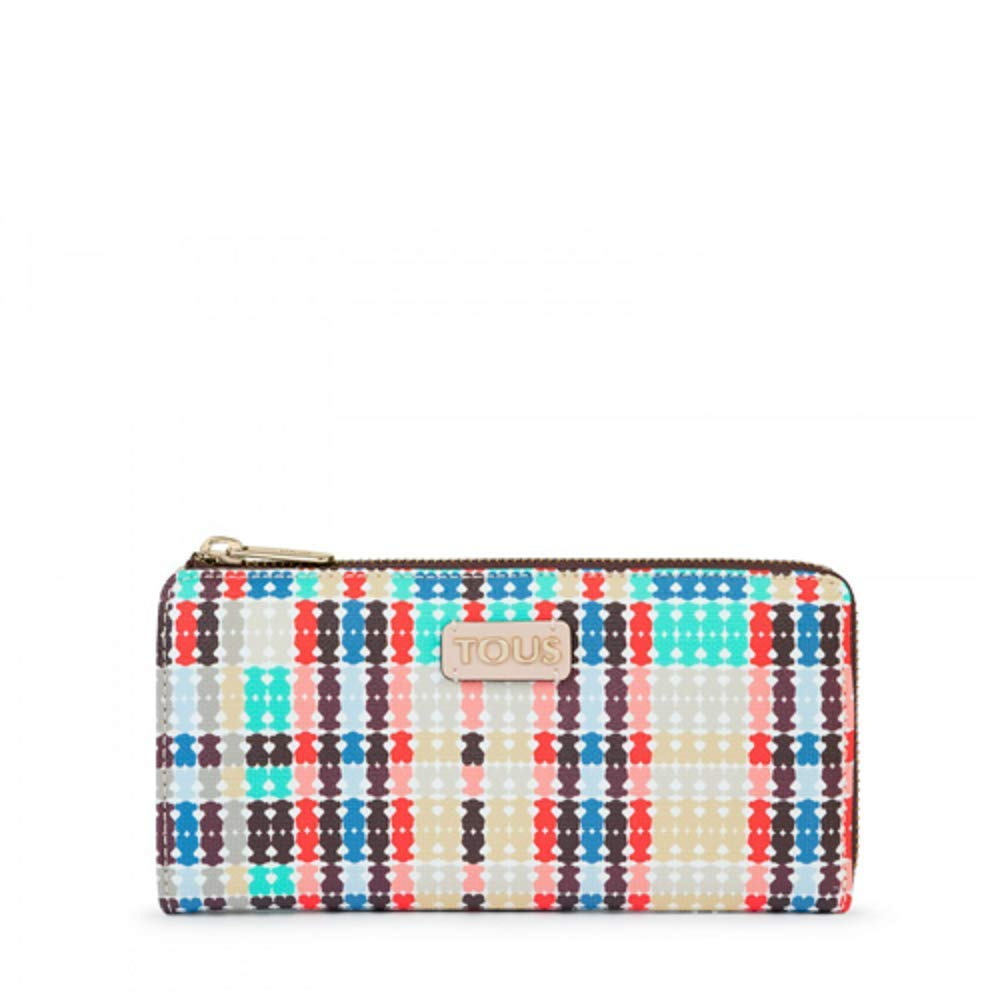 Amazon.com: Tous Womens 995790074 Wallet Pink Pink (pink ...