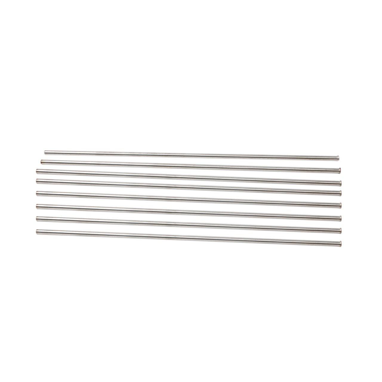 Dracary Stainless Steel Tubing 3/16'' flared Work For nitrous oxide systems NOS NEW (12'', 8 PCS)