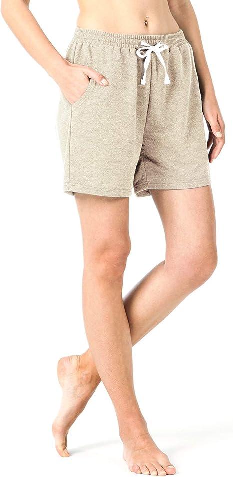 Amazon.com: Naviskin - Pantalones cortos de yoga para mujer ...