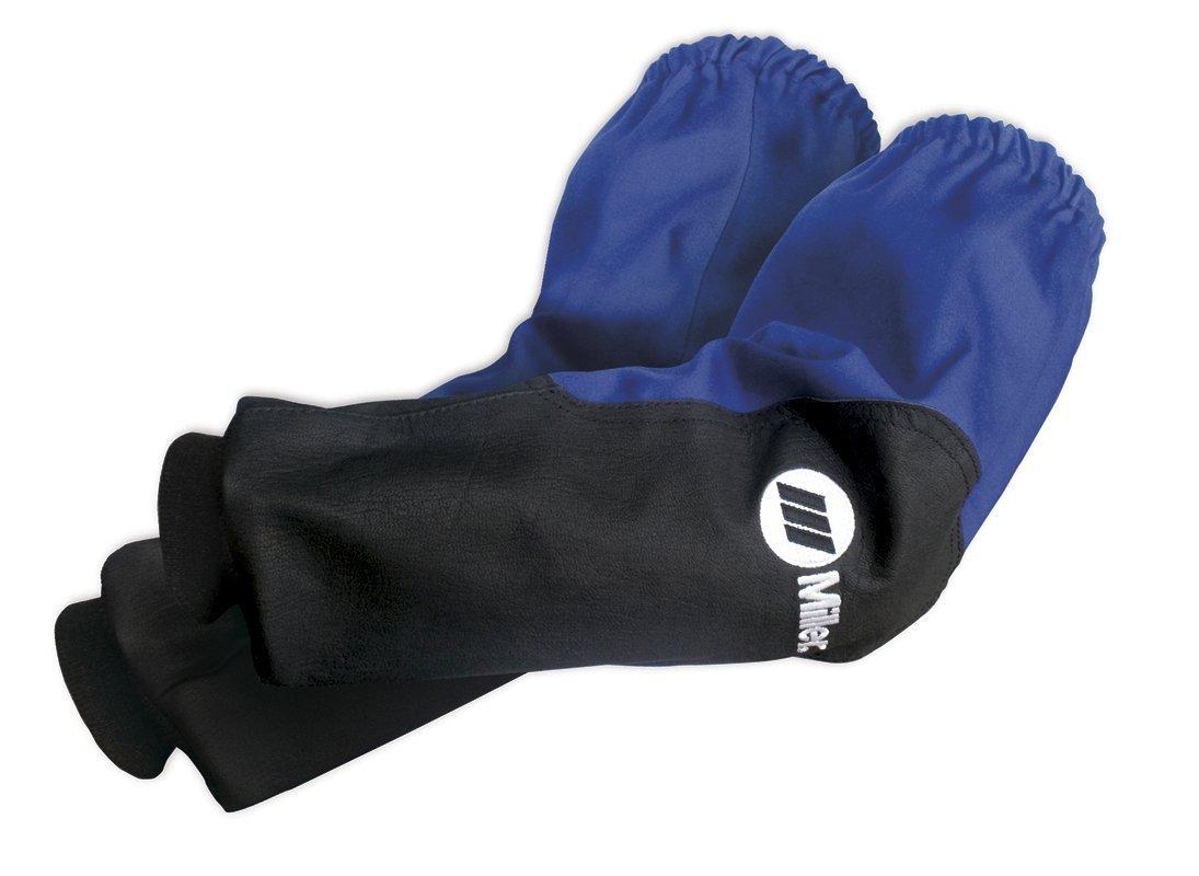 Miller 231096 Combo Sleeves Leather 400 Deg F Pair