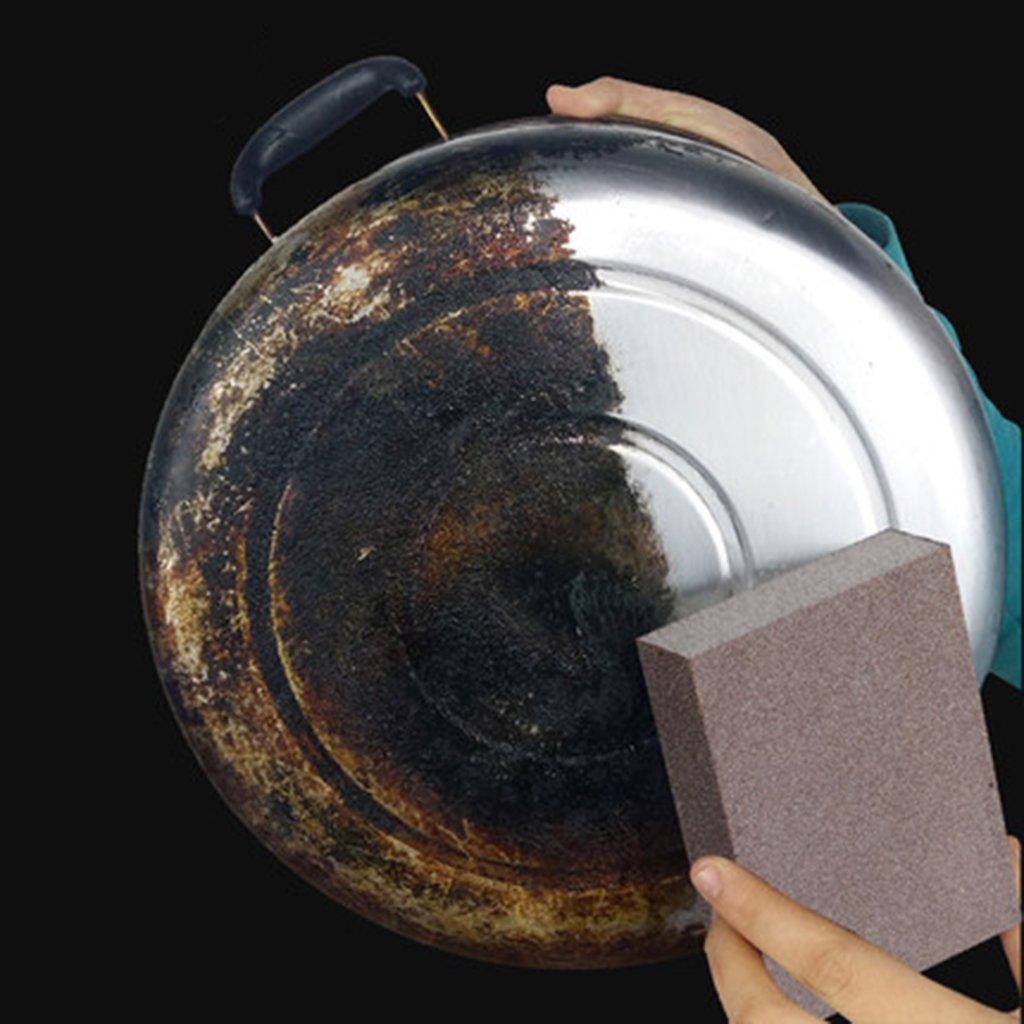 Great for Pot Brush Pan Brush Sponge Brush Glasses Sanding Extra /& Fine Sanding Blocks in 240-600 Grit Assortment 6 Pack Sanding Sponges