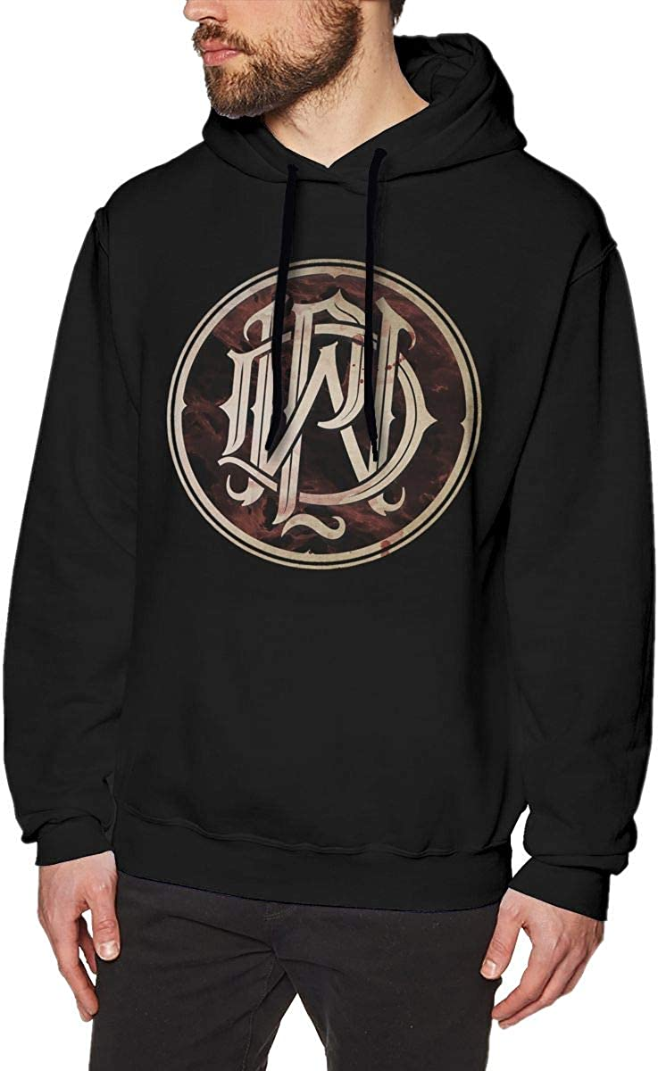 Tomstar Mens Parkway Drive Long Sleeve Hooded Sweat Shirt Pullover