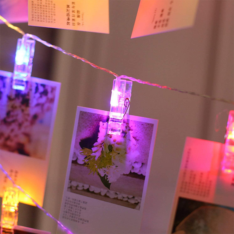 3M 20 L/ámpara Bater/ía Blanco C/álido htrdjhrjy Alto Grado 30 \// 20 \// 10 LED Colgante Imagen Foto Clavija Clip Fairy Cadena de Luces Decoraci/ón Fiesta para Decoraci/ón Hogar
