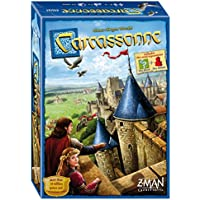 Carcassonne Board Game by Z-Man Games