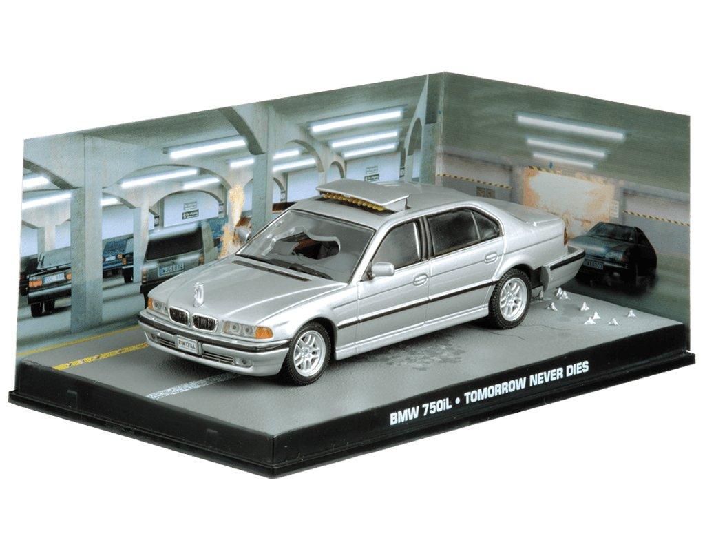 Colección Colección Colección de vehículos 007 James Bond Car Collection Nº 15 BMW 750iL (El Mañana Nunca Muere) 5543d4
