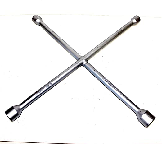 PKW Kreuzschlüssel Radkreuz 17-19-21-22mm Radlösewerkzeug Radmutternschl DIN899