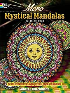 Mystical Mandala Coloring Book (Dover Design Coloring Books ...