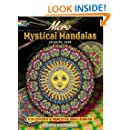 More Mystical Mandalas Coloring Book: by the Illustrator of the Original Mystical Mandala Coloring Book (Dover Design Coloring Books)