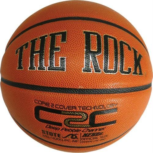 The Rock- Basketball Official Mens