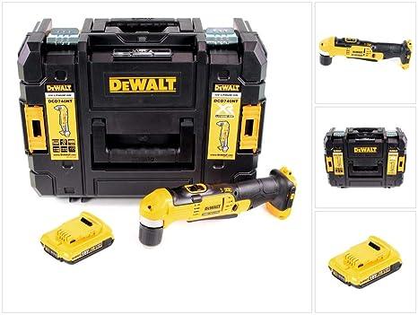 DeWalt DCD 740 batería de ion de litio de 18 V Ángulo ...