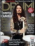 Drum Magazine Tommy Clufetos Black Sabbath Tedeschi Trucks June 2016
