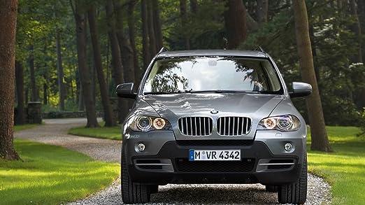 BMW X5 (25x14 inch, 62x35 cm) Silk Poster Seda Cartel PJ15 ...