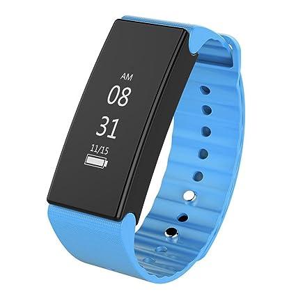 🍒 Btruely Reloj Inteligente D1,Teléfonos Inteligentes Bluetooth ...