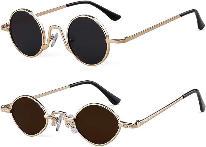 Womens Round Transparent Candy Sunglasses Sun Shades Men Luxury 8 Colors