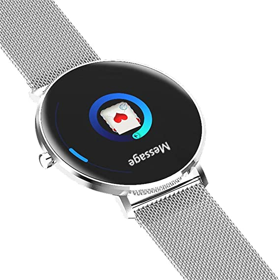 Despeje! Smartwatch Fitness Tracker, L6 1.22 Pulgar Color ...