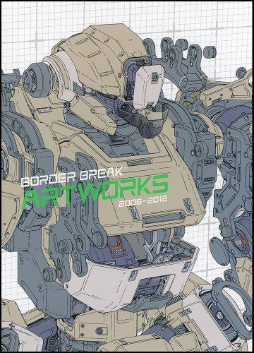 - Border Break Art Works 2006-2012 Art Book (Border Break)