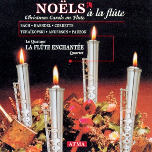 The Nutcracker Suite, Op. 71a (arr. for flute ensemble): VII. Dance of the Reeds