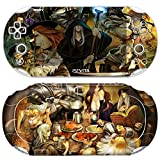 Skin Decal Sticker For Ps Vita 2000 Series Pop Skin-Dragon's Crown #01+Screen Protector+Offer Wallpaper Image