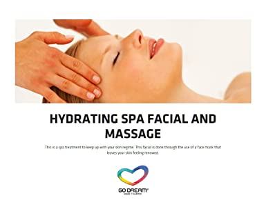 Amazon.com: Hydrating Spa Facial & Massage in New York Experience ...