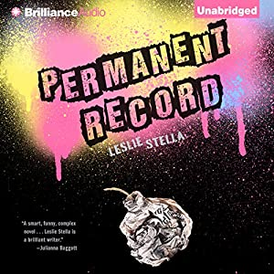 Permanent Record Audiobook