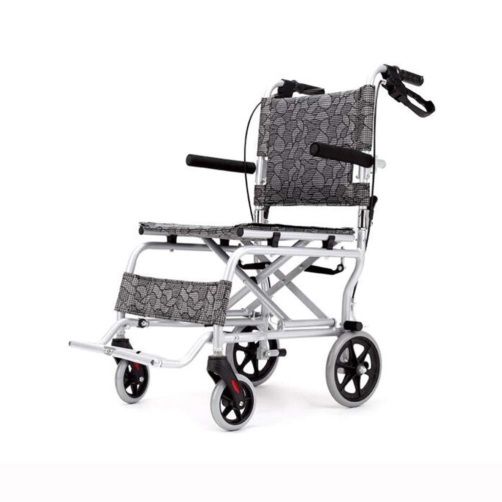 【35%OFF】 QIDI QIDI アルミニウム 車椅子 折りたたみ 旅行 軽量 アルミニウム ハンドル 手動ブレーキ ユニバーサルタイヤ 安全ベルト 旅行 B07MDV9VV9, オオアミシラサトマチ:2964f532 --- a0267596.xsph.ru