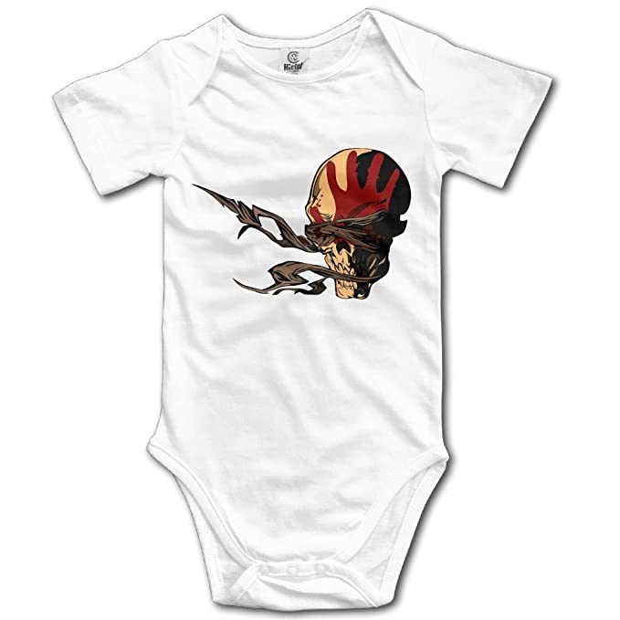 4c2bac019 Five Finger Death Punch Rock Band Baby Onesie Toddler  Amazon.ca ...