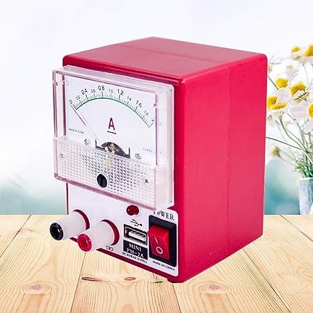 Hemobllo PM-2A Mini DC Voltage Regulation Adjustable Voltage