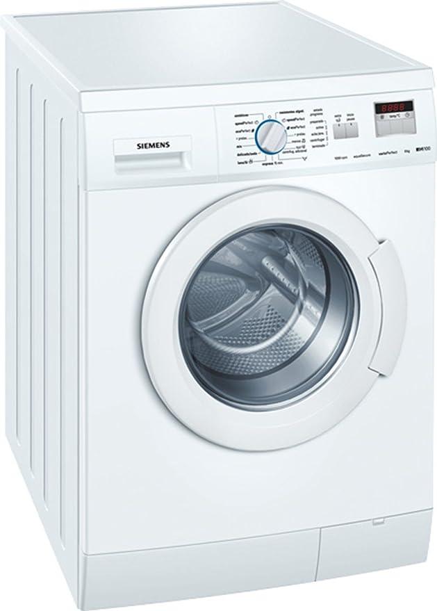 Siemens WM10E222EE Independiente Carga frontal 6kg 1000RPM A+ ...
