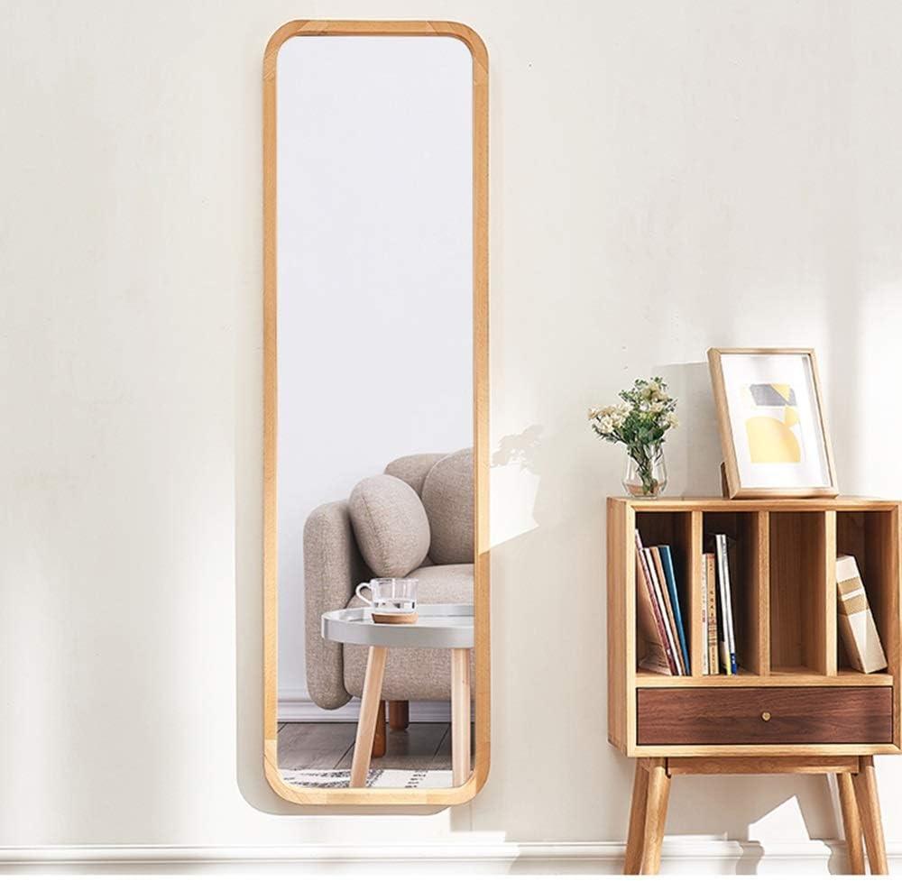 Specchio Grande Che dimagrisce Bellezza del Corpo Specchio da Pavimento Allungato Specchio per Adattarsi Specchio Dimagrante Speciale 46 Color : A Specchio da Terra 160 cm L0605 160 cm 46