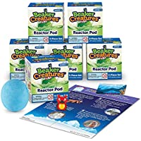 6-Pack Learning Resources Series 1 Beaker Creatures Reactor Pods