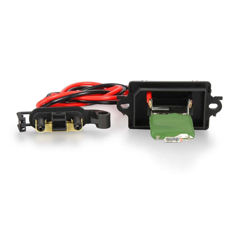 RICH CAR Fan Resistor Heater Blower Motor 7701209803 for CLIO Grandtour