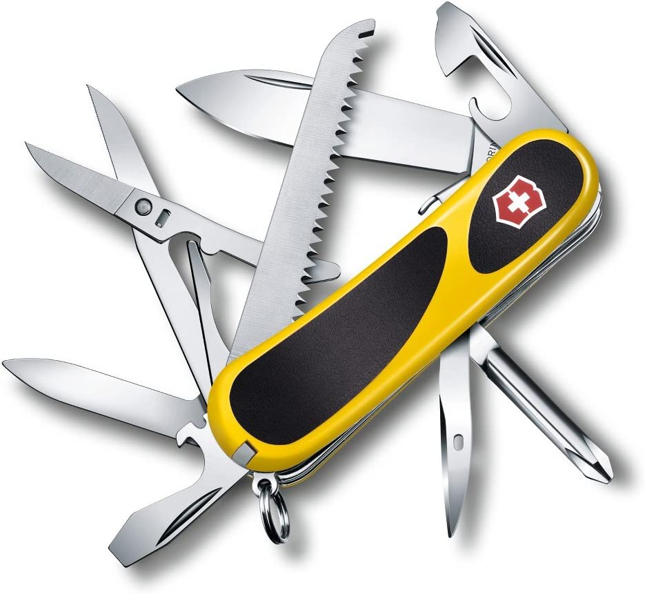 5. Victorinox Swiss Army Evogrip Knife