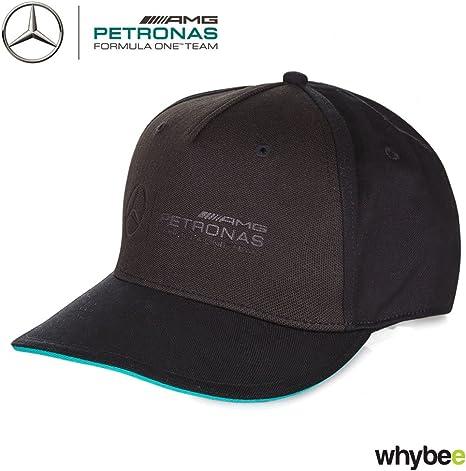 Gorra con logotipo de Mercedes AMG Petronas, diseño de F1 de Lewis ...