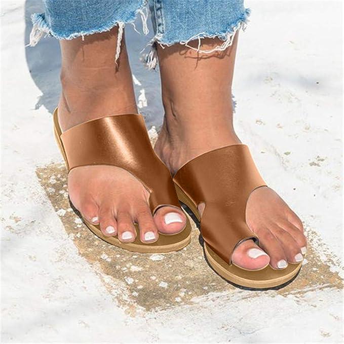 Amazon.com: Dressin Mujer Sandalias 2019 Nuevo Mujer Cómoda ...