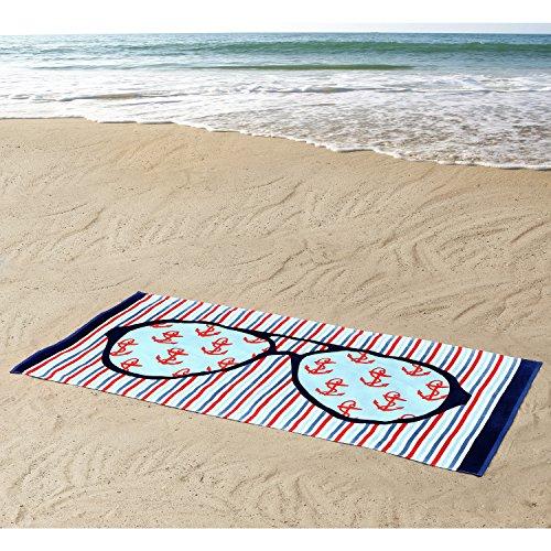 Thomas Paul Seedling by Sunglasses 100% Cotton 36x72 Beach - Nr Sunglasses