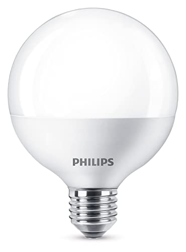 Philips 13.5W (100W) E27 Cool Daylight Non-dimmable Globe Bombilla LED,