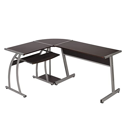 Mesa escritorio esquina leroy merlin