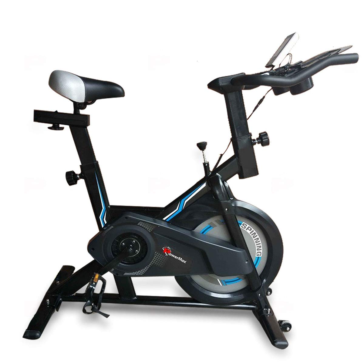 PowerMax Fitness BS-150 Home Spin Bike