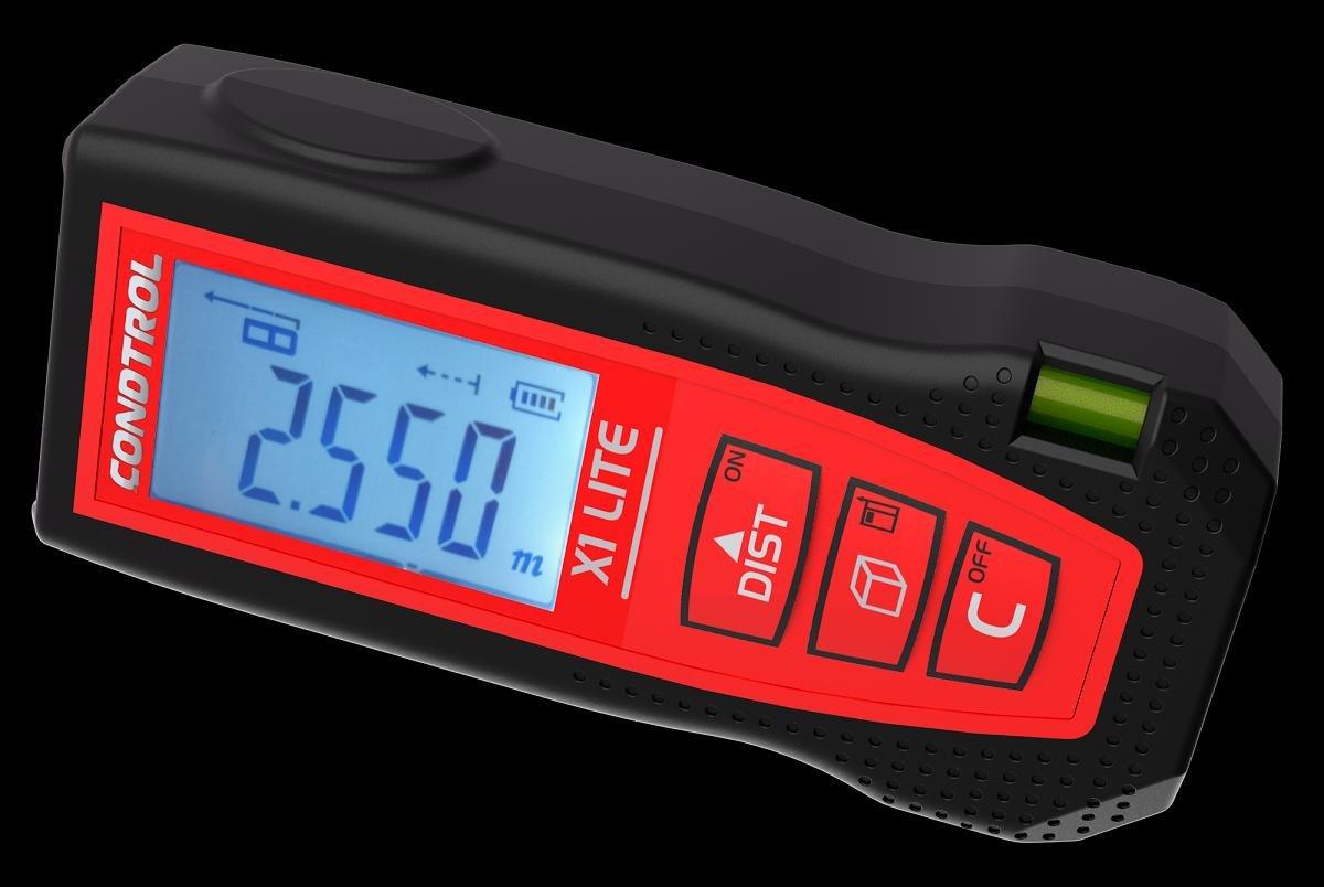 Tacklife Advanced Laser Entfernungsmesser : Condtrol laser entfernungsmesser x1 lite plus minus 2 mm