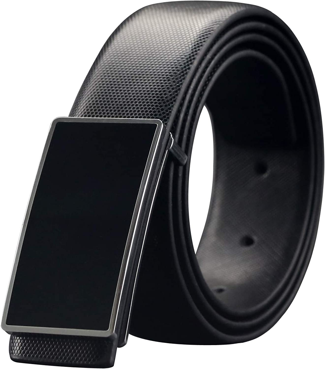 ALLIGATOR STYLE MENS DESIGNER LEATHER BELTS FOR MEN H BELT STRAP ONLY NO BUCKLE