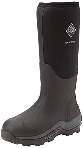 Muck Boot Rubber High Arctic Performance Winter Boot