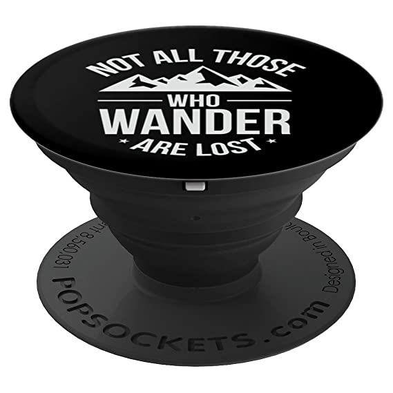Amazon com: Not All Those Who Wander Are Lost Travel Wisdom