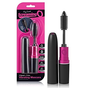 My Secret Screaming O Vibrating Mascara - Each