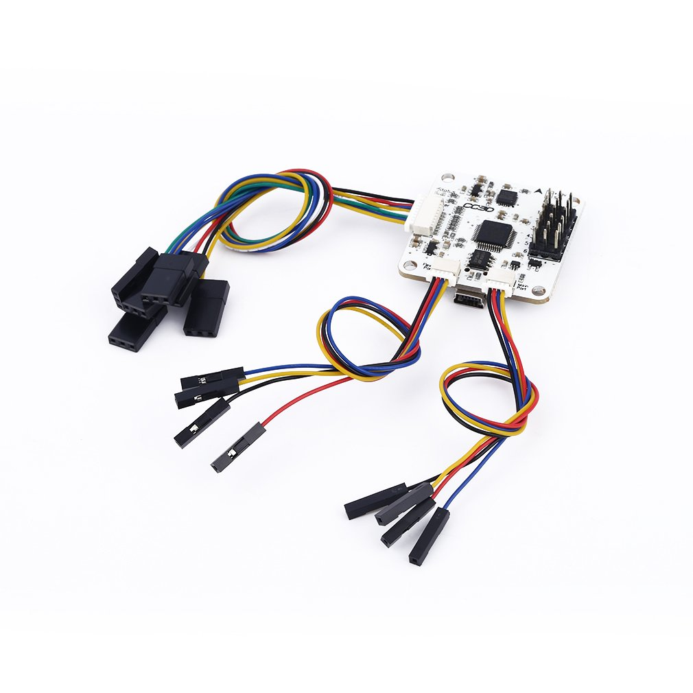 Yks Openpilot Cc3d Flight Controller Board 32 Bit For Rc Tutaba Sbus Wiring Diagrams 250 Racing Quadcopter Multicopter Toys Games