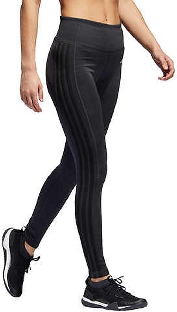 adidas Womens 3 Stripe Active Tights Leggings: Amazon.co.uk