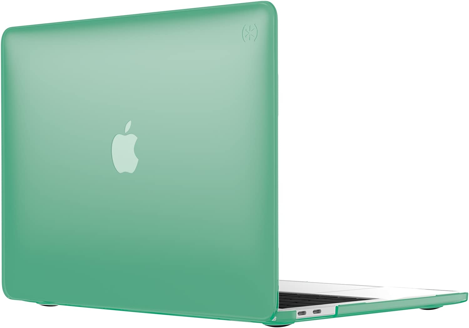 "Speck Products 110608-B155 SmartShell Case, MacBook Pro 13"" (with and Without Touch Bar), Malachite Green"