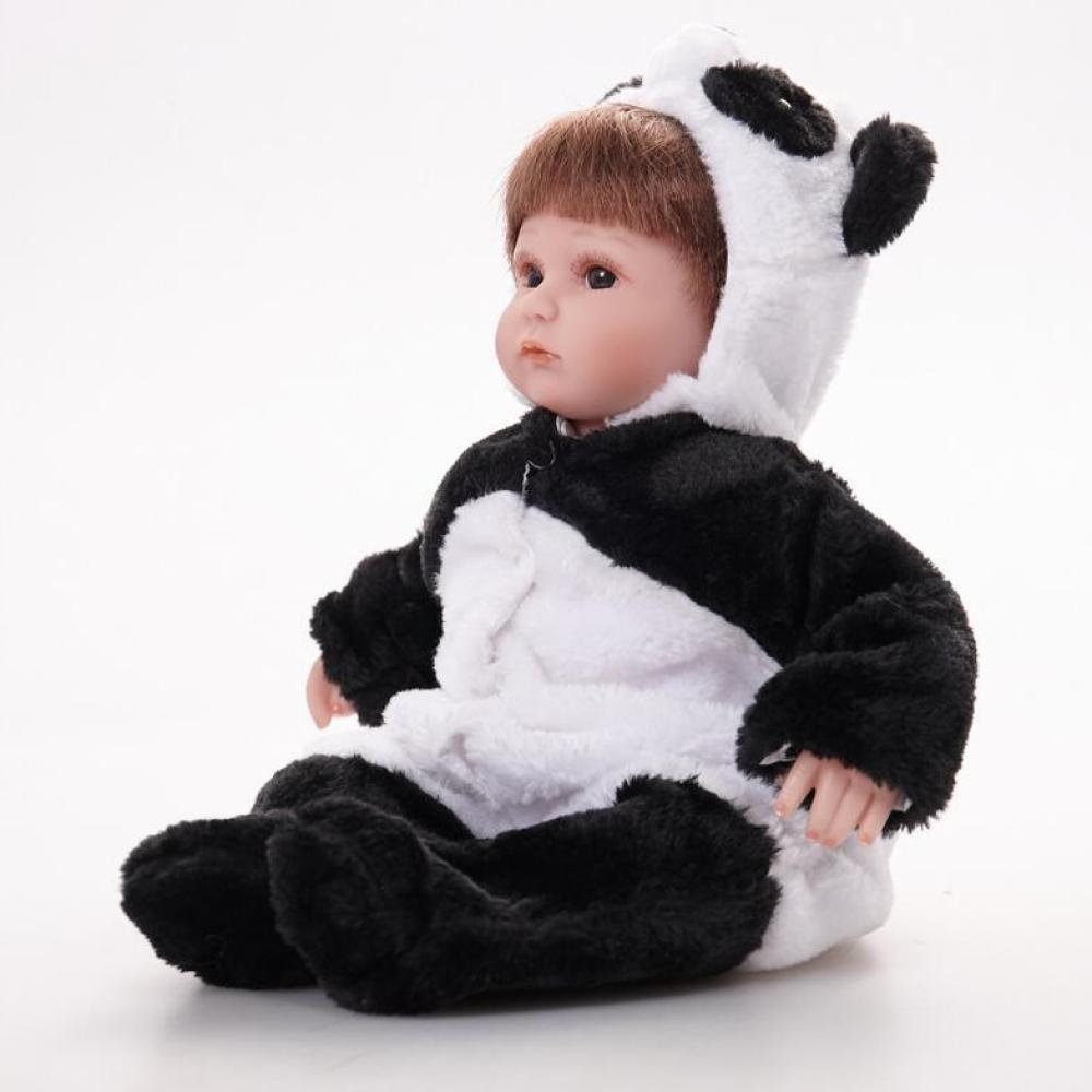 Puppen & Zubehör Puppen 41cm Schöne lebensechte Vinyl Baby Girl Puppe in bunten Bikini Pretend Play